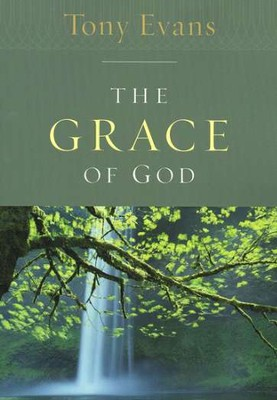 Salvation and the Grace of God  -     By: Tony Evans