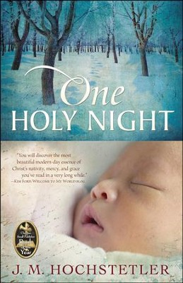 One Holy Night  - Slightly Imperfect  -     By: J.M. Hochstetler