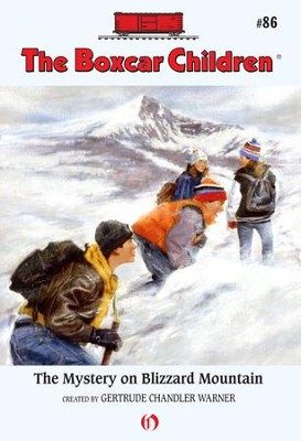 The Mystery on Blizzard Mountain - eBook  -     By: Gertrude Chandler Warner     Illustrated By: Hodges Soileau