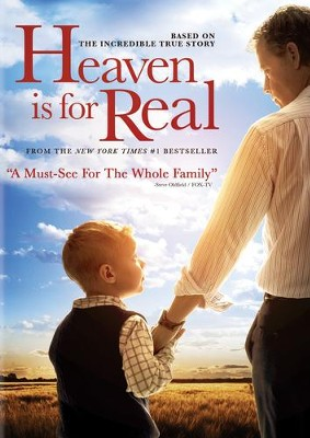 Heaven Is For Real, DVD   -