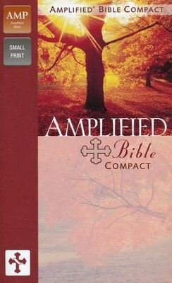 Amplified Bible Compact  -