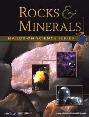 Hands-on Science Series: Rocks & Minerals   -     By: Barry Fried, Michael McDonell
