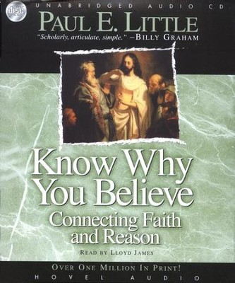 Know Why You Believe - Audiobook on CD   -     By: Paul Little