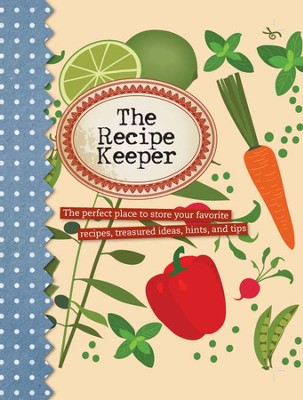 The Recipe Keeper   -