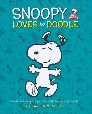 Snoopy Loves to Doodle   -     By: Charles M. Schulz