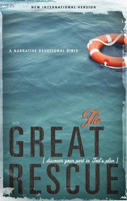 The Great Rescue (NIV): Discover Your Part in God's Plan  -     By: Walk Thru the Bible