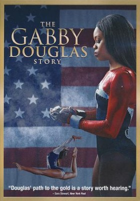 The Gabby Douglas Story, DVD   -