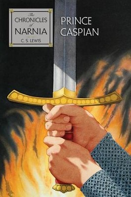 The Chronicles of Narnia: Prince Caspian, Softcover   -     By: C.S. Lewis