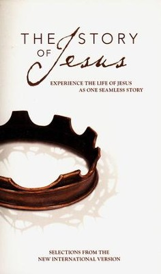 The Story of Jesus, NIV Booklet    -     By: Max Lucado