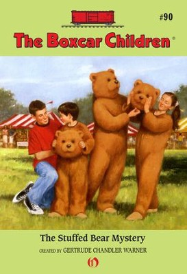 The Stuffed Bear Mystery - eBook  -     By: Gertrude Chandler Warner     Illustrated By: Hodges Soileau