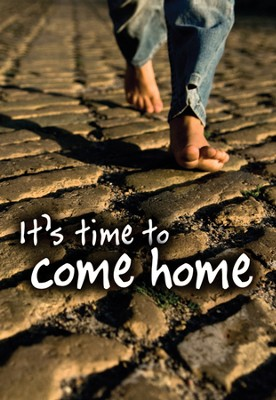 It's Time To Come Home  -     By: Andrew Mahaffey