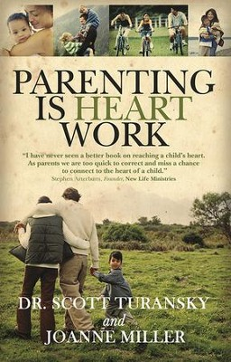 Parenting Is Heart Work  - Slightly Imperfect  -