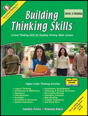 Building Thinking Skills Book 3 Figural  -