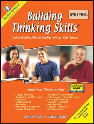 Building Thinking Skills Book 3 Verbal   -
