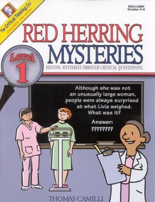Red Herring Mysteries, Level 1  -