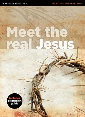 Minizine: Meet The Real Jesus  -