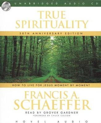 True Spirituality--CD   -     By: Francis A. Schaeffer