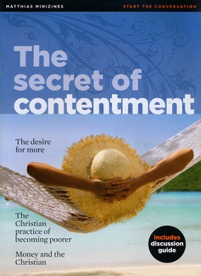Minizine: Secret Of Contentment  -