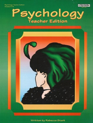 Psychology, Teacher's Edition (Grades 5-12)  -