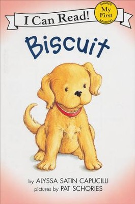 Biscuit   -     By: Alyssa Satin Capucilli     Illustrated By: Pat Schories