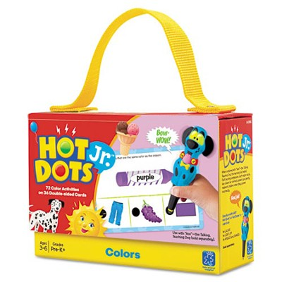 Hot Dots Jr. Cards: Colors   -