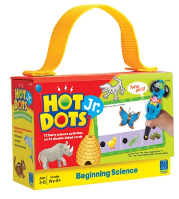 Hot Dots Jr. Cards: Beginning Science   -