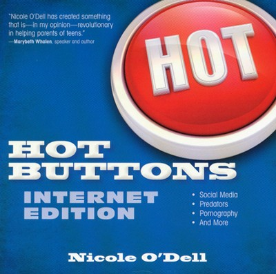 Hot Buttons: Internet Edition  -     By: Nicole O'Dell