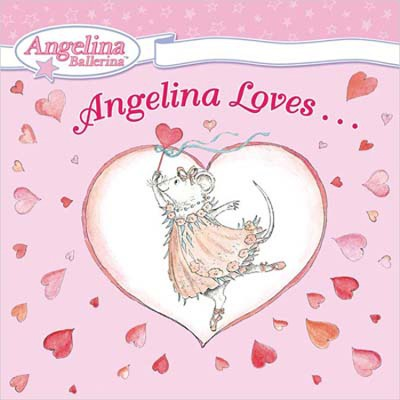 Angelina Loves...  -