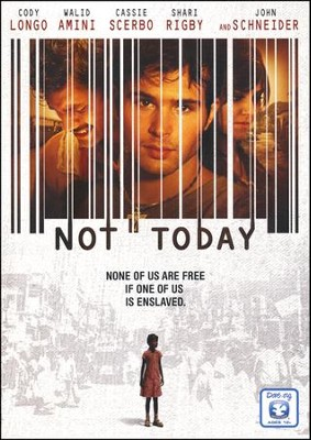 Not Today, DVD   -
