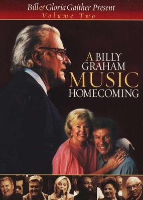 A Billy Graham Music Homecoming, Volume 2, DVD   -