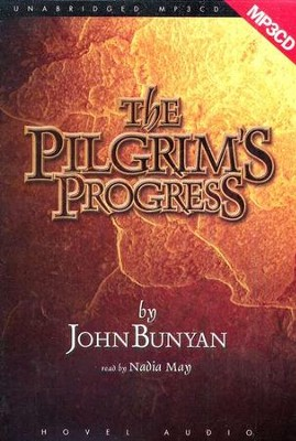 The Pilgrims Progress - Audiobook on MP3   -     By: John Bunyan