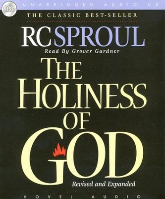 The Holiness of God, Revised and Updated  Audiobook on CD  -     By: R.C. Sproul