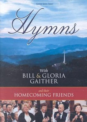 Hymns, DVD   -     By: Bill Gaither, Gloria Gaither, Homecoming Friends
