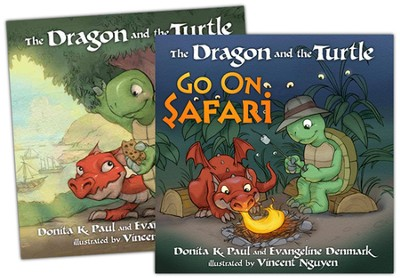Dragon and the Turtle Series, 2 Volumes  -