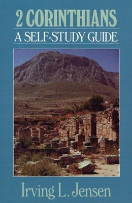 2 Corinthians: Jensen Bible Self-Study Guide Series  -     By: Irving L. Jensen