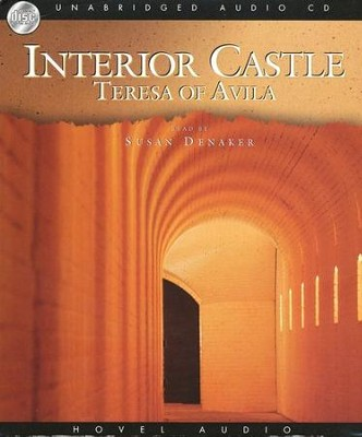 Interior Castle                   Audiobook on CD  -     By: Teresa of Avila