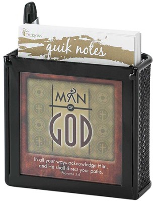 Man of God Notes  -