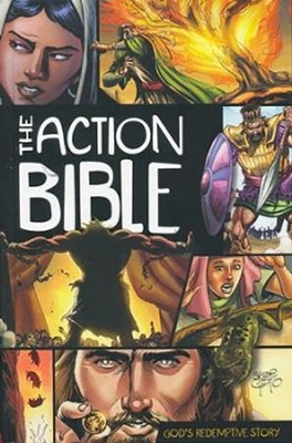 Action Bible HC, case of 12   -