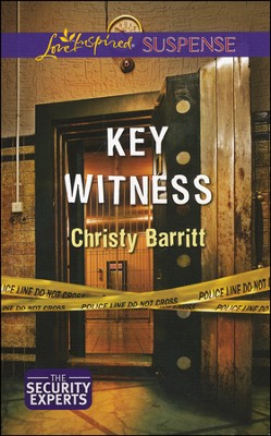 Key Witness  -     By: Christy Barritt