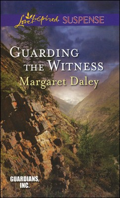 Guarding the Witness  -     By: Margaret Daley