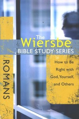 Romans: The Warren Wiersbe Bible Study Series   -     By: Warren W. Wiersbe