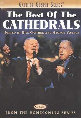 The Best of the Cathedrals, DVD   -     By: The Cathedrals