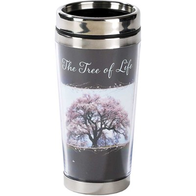 Tree of Life Travel Mug  -