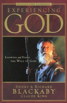 Experiencing God: Knowing and Doing the Will of God, Revised and Expanded (slightly imperfect)  -     By: Henry Blackaby, Richard Blackaby, Claude King