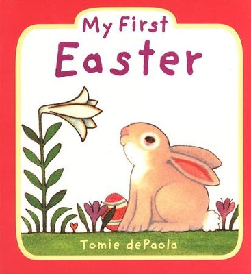 My First Easter, Board Book   -     By: Tomie dePaola