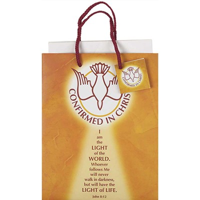 Confirmed In Christ Giftbag, Medium  -