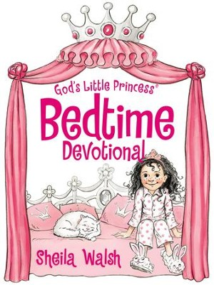 God's Little Princess Bedtime Devotional - eBook  -     By: Sheila Walsh