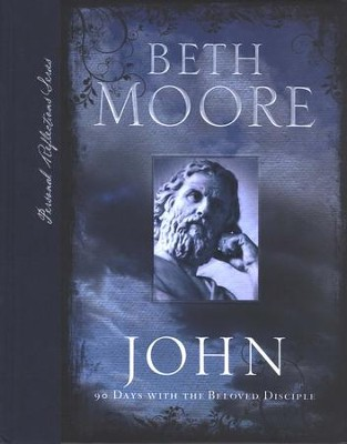 John: 90 Days with the Beloved Disciple  -     By: Beth Moore