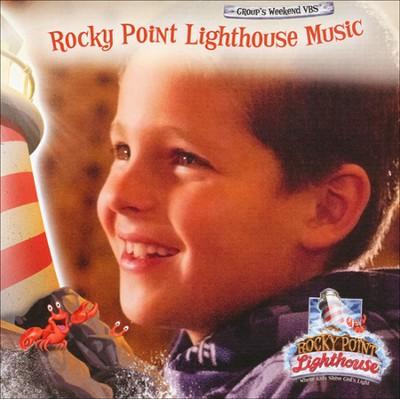 Rocky Point Lighthouse Music CD  -