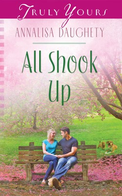 All Shook Up - eBook  -     By: Annalisa Daughety